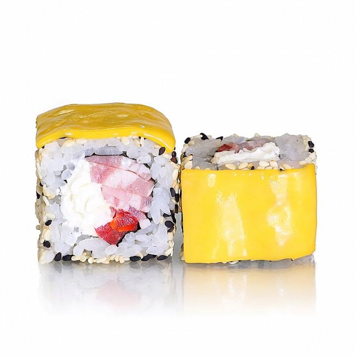 Бекон и сыр